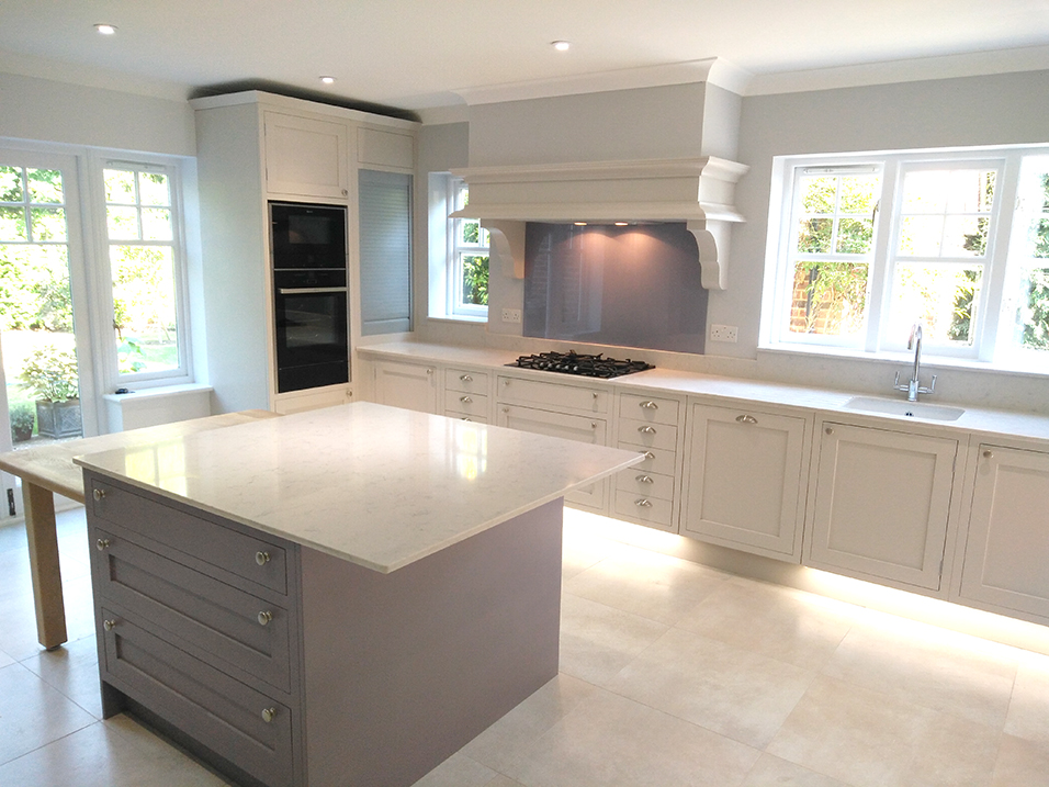 Fully Fitted Kitchen by Lakeside Kitchens