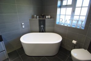 Recently done bathroom