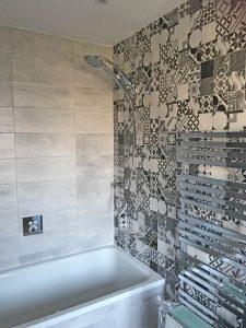 Immaculate bathroom job